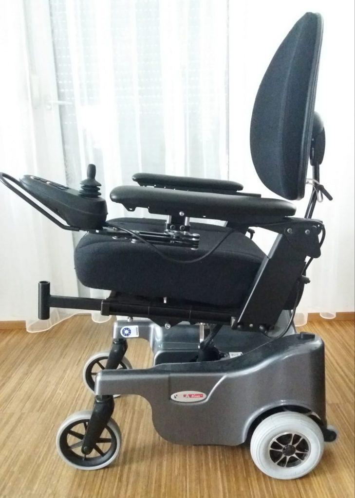 Rollstuhl Verkauf Vela Blues 100